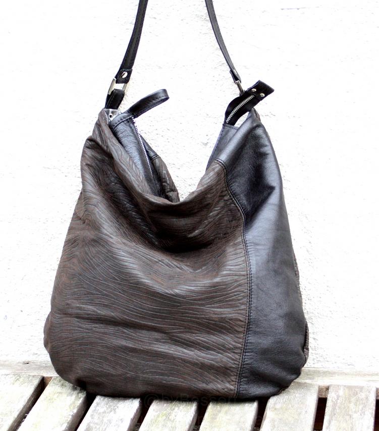 Den anden citybag syet af nederdel fra Vien