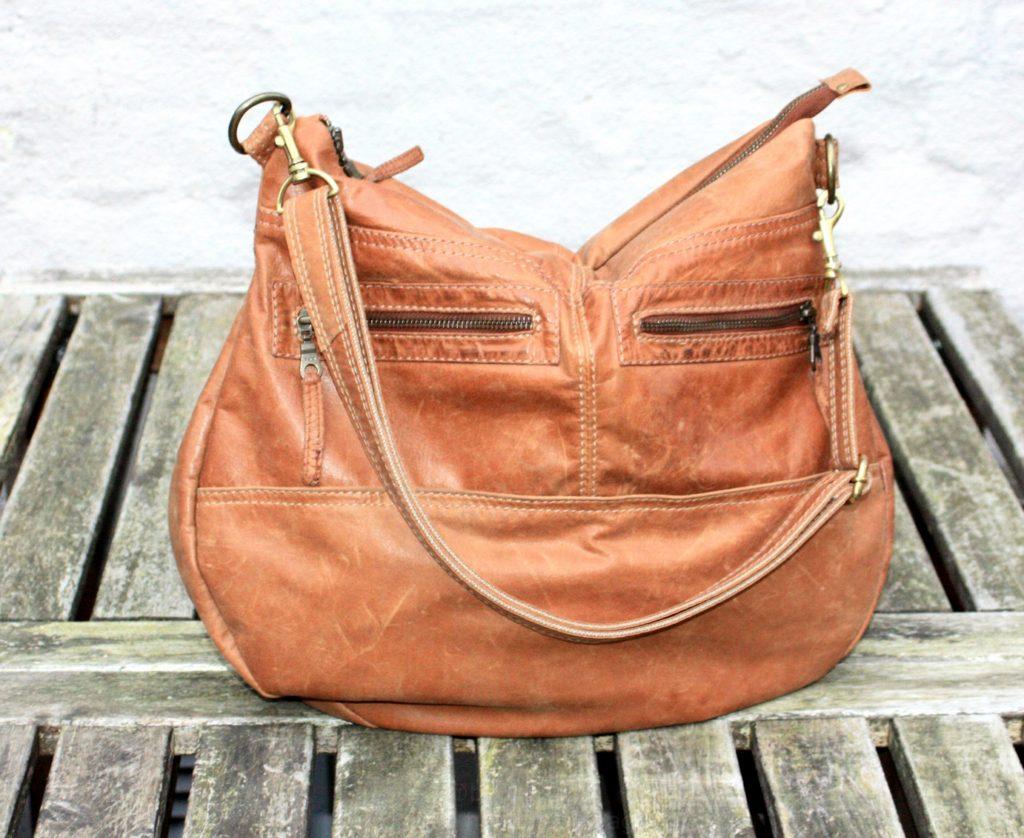 En brun taske for mig