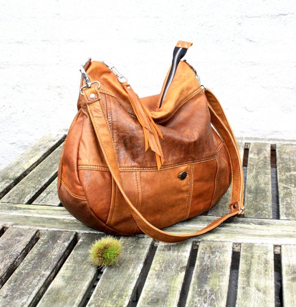 Endnu en lækker brun blød taske