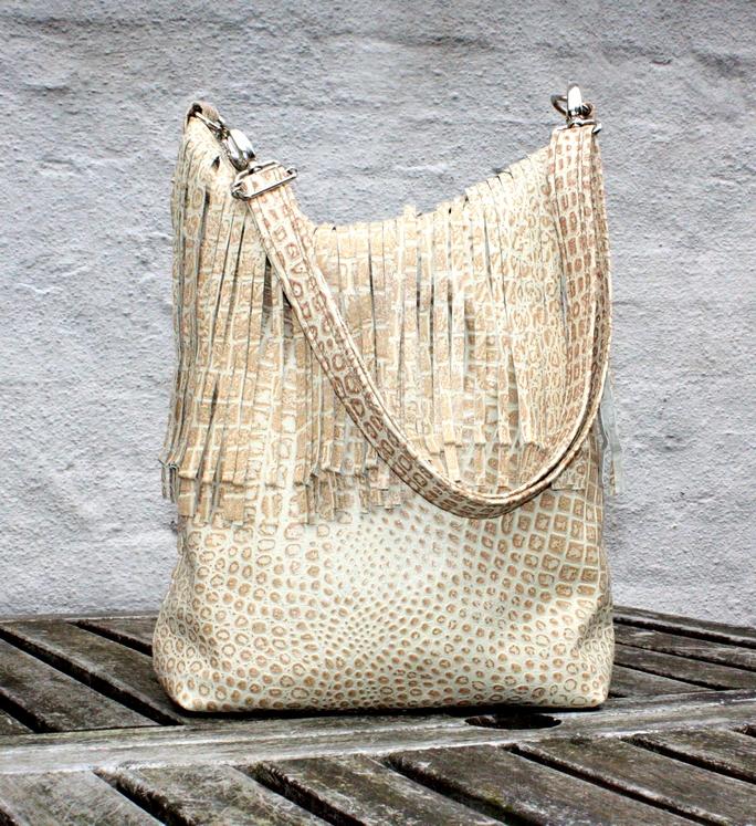 En sommer taske til migselv