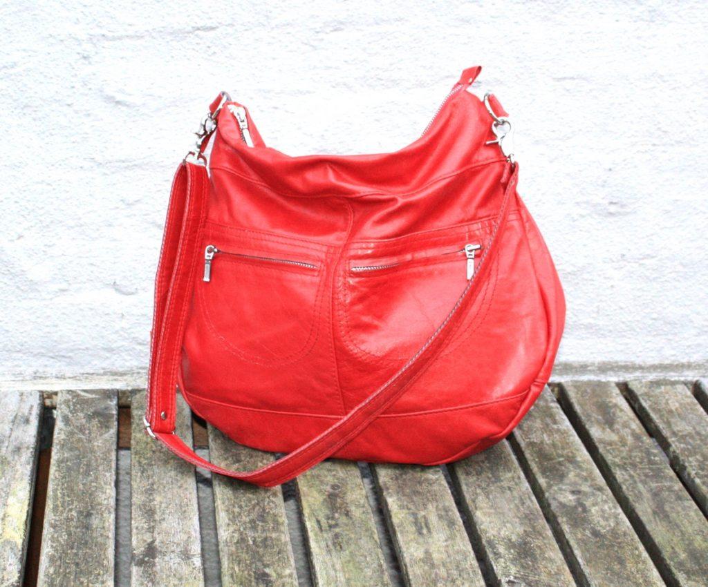 Den røde taske